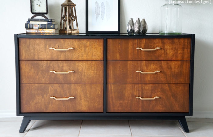 Sleek MCM Credenza and my review of the Earlex Hv5500