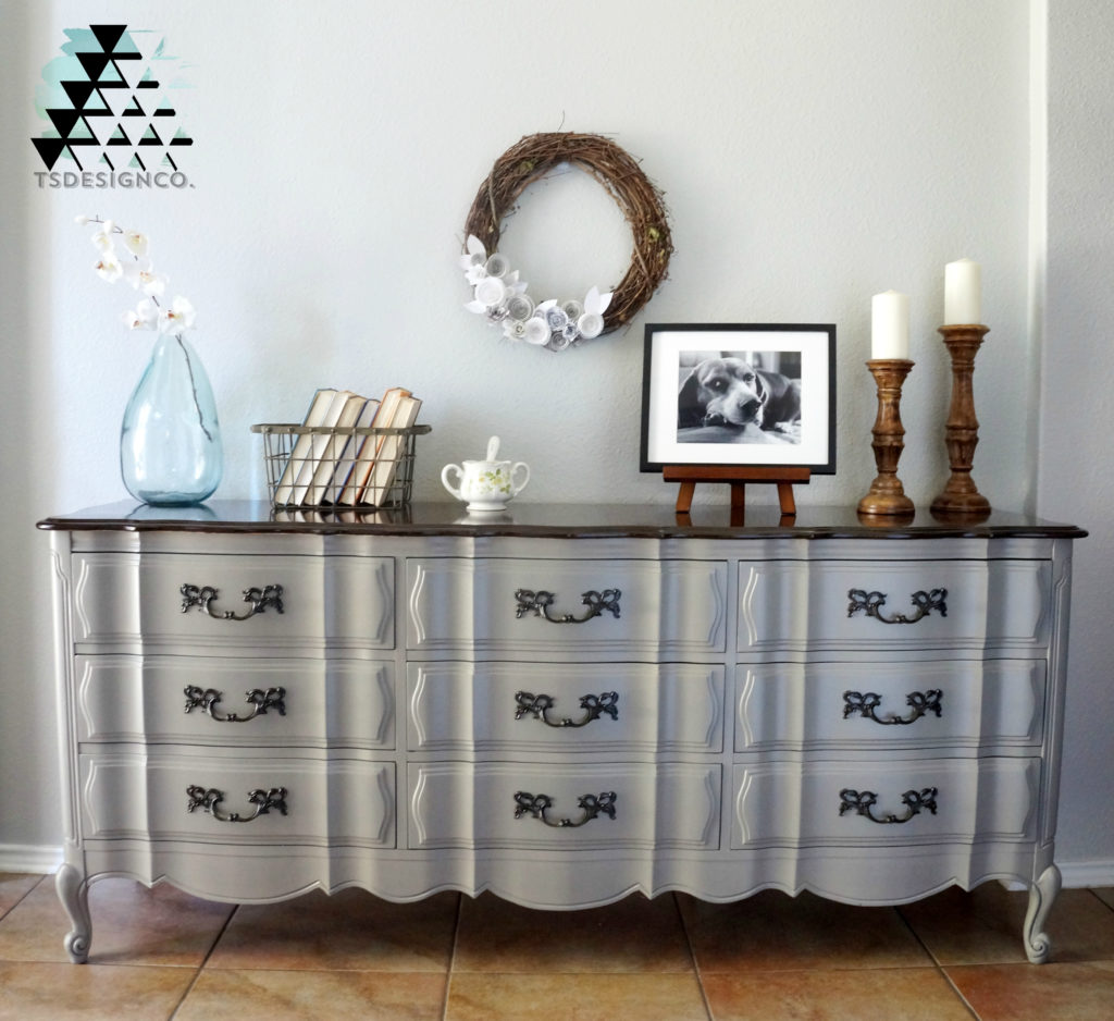 French Provincial Set In French Linen The Driftwood Home