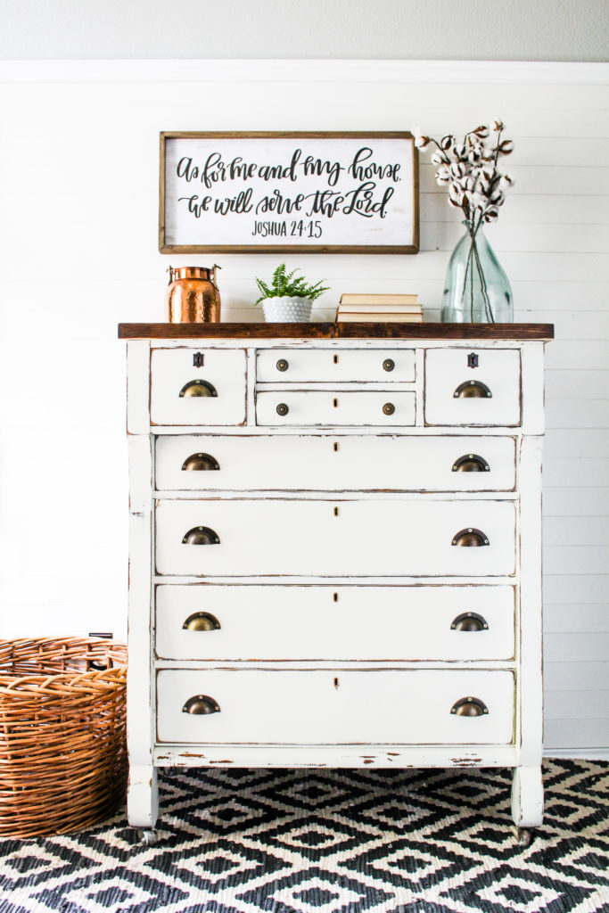 IMG_0609 - Empire Dresser With Plank Top - The Driftwood Home