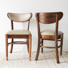 Mid Century Dining Chairs Revival