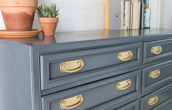 Soapstone Dresser