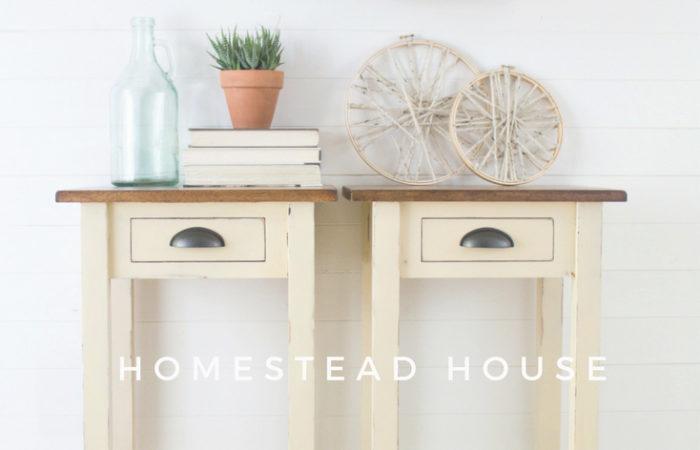 Homestead House Series: Buttermilk Cream